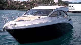 [ENG] SEA RAY 400 Sundancer  - 4K Resolution - The Boat Show