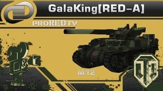 Бой на М12  GalaKing [RED-A]
