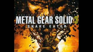 Metal Gear Solid 3 music - Sea Breeze