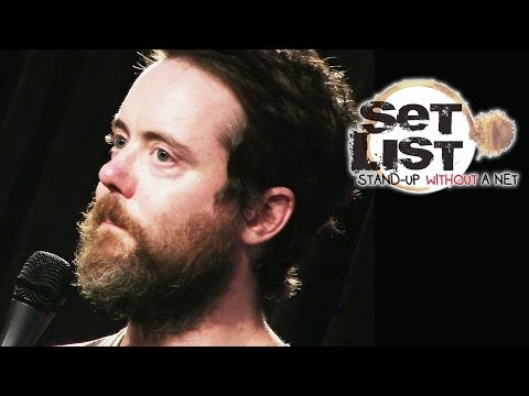 Jon Daly  Set List: StandUp Without a Net