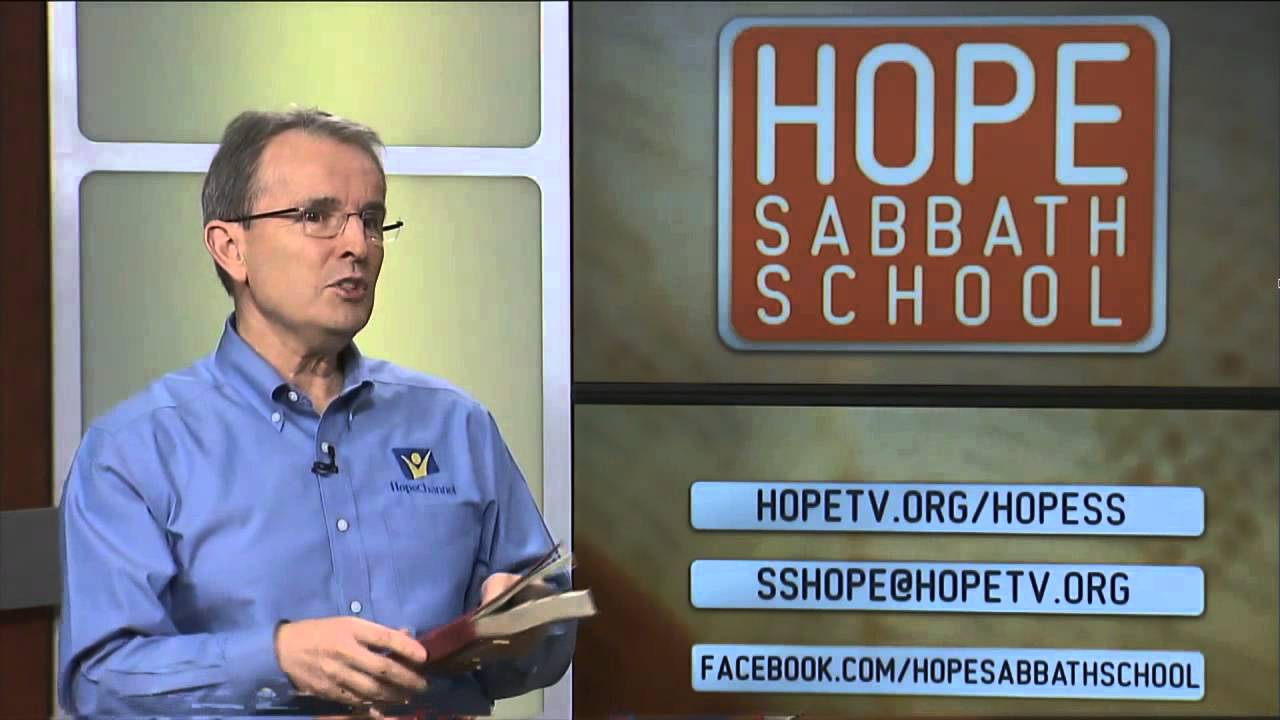 Hope Sabbath School: Lesson 11 - Paul: His Background and Call (3rd Qtr 2015)