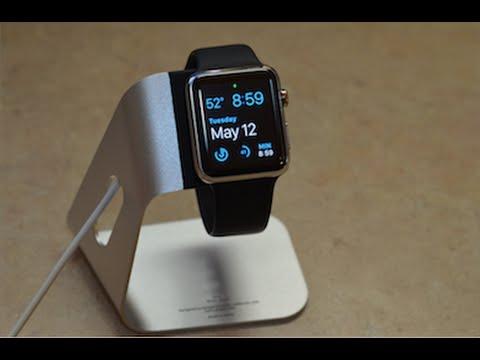 reputable site 97b22 4d40c Spigen Apple Watch Stand S330 Review