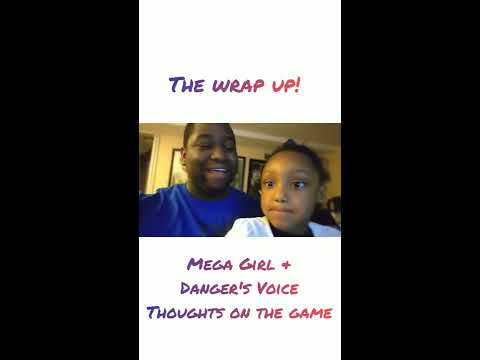 Danger's Voice Introduces His Daughter To Console Gaming