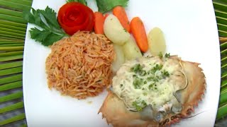 Nalla Ruchi I Ep 75 Crab Thermidor & Honey Paprika Chicken Recipe I Mazhavil Manorama