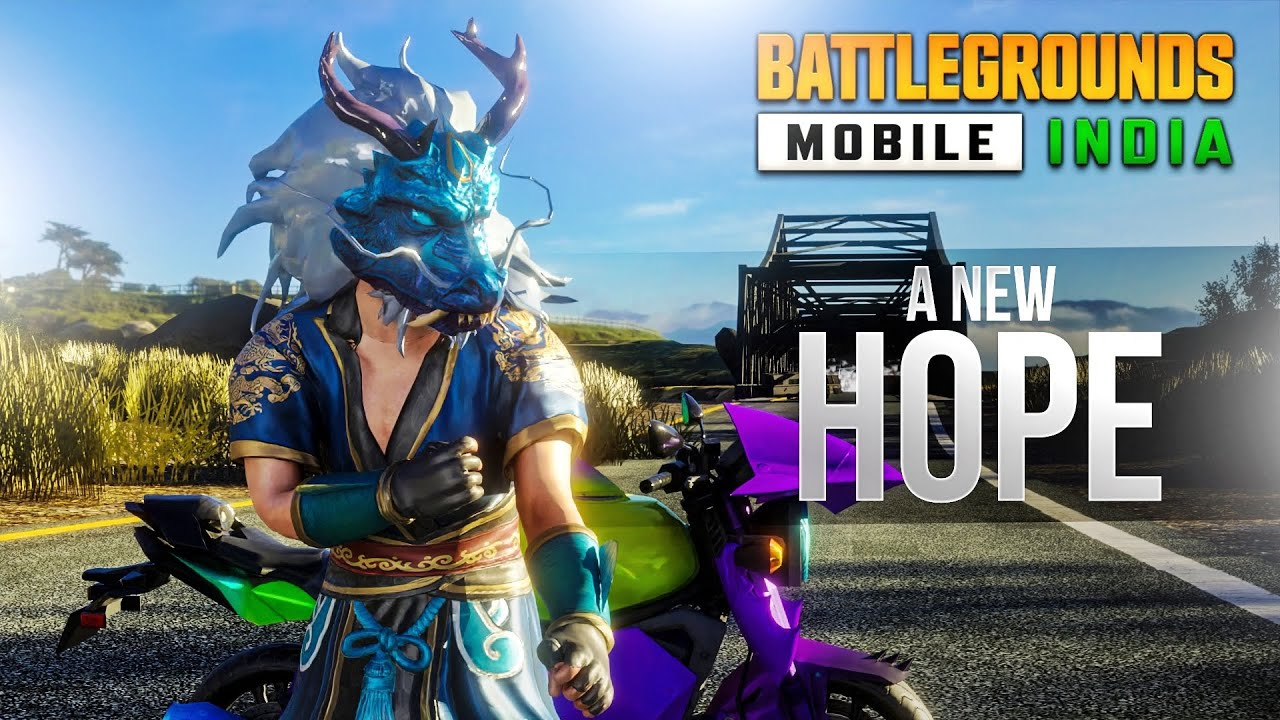 Battleground Mobile India 🇮🇳 The New Hope ( Official Video )