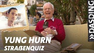 Gambar cover Yung Hurn: Was wissen deine Eltern über ihn | DASDING