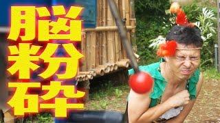 【竹家チャレンジ】竹の家を作るまで帰れない!?究極のサバイバルゲー...