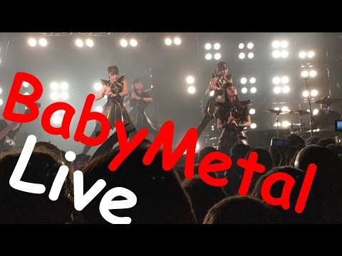 Babymetal Live Nashville