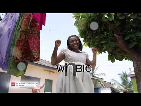 Societe Generale Ghana Bank Promo