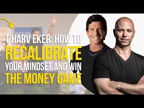 Harv Eker: Recalibrating Your Money Mindset and Winning the Money Game with Dan Kuschell