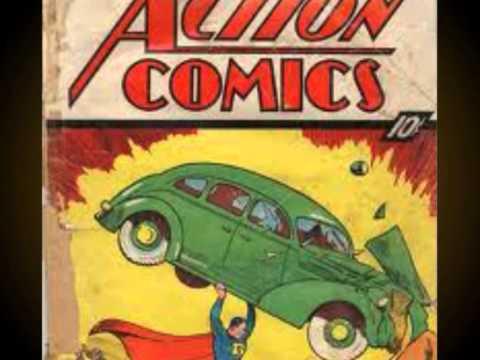 Superman Radio Clip - Episode Ending Narration (Lucy)