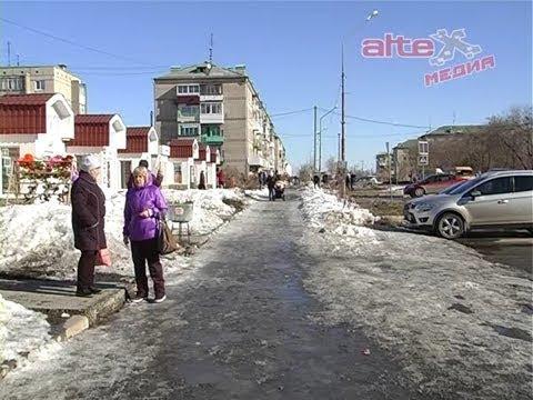 Артёмовский из города превращается в большую деревню
