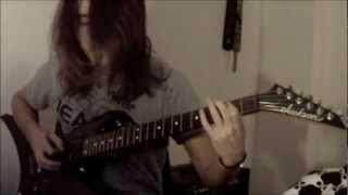 ELUVEITIE - Uxellodunon (guitar cover)