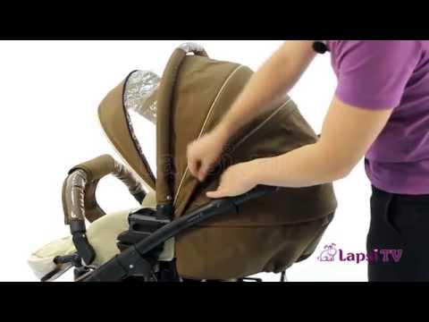 Универсальная коляска Tutis Zippy New Natural 2 в 1