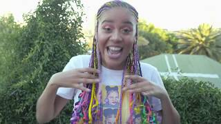 Rap Star Sho Madjozi about her Music and Braids | Top Billing