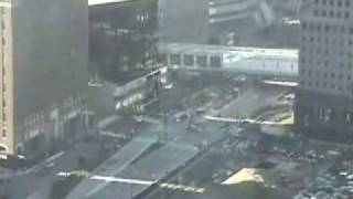 what we saw never before released the video of the wtc attacks part1