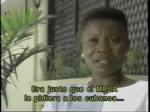 Angola, Guerra Fría, parte 1