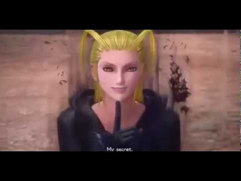 Kingdom Hearts 3 Larxene Elrena Death Youtube Larxene is a member of the original organization xiii and a current member of the true larxene is vicious, sadistic, and violent. kingdom hearts 3 larxene elrena death