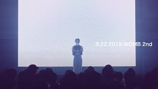 Maison book girl Amazon presents LIVE 2部 @渋谷WOMB  [20190922]