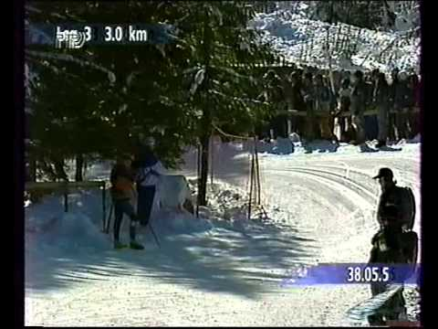 1994 OWG Lillehammer Rel 4x5 km M RUSSIA NORWAY ITALY