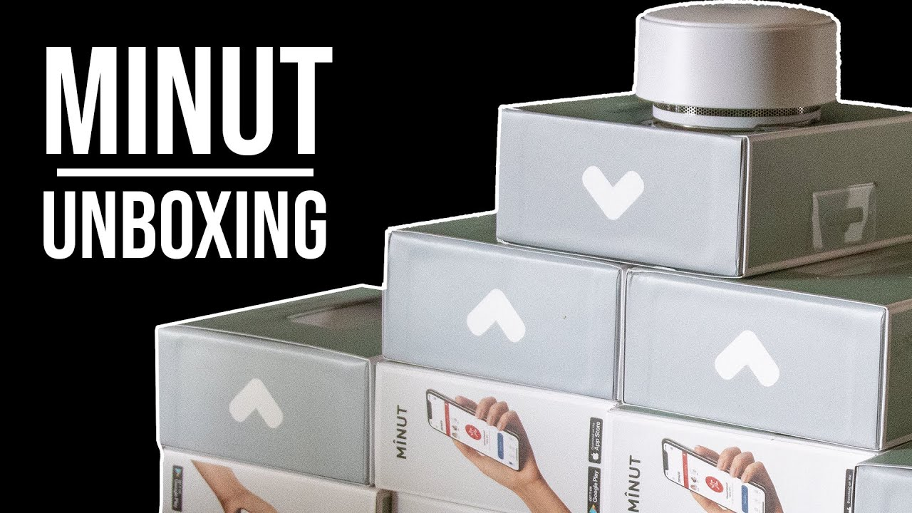 UNBOXING: The Minut System. - The best security for your Airbnb property