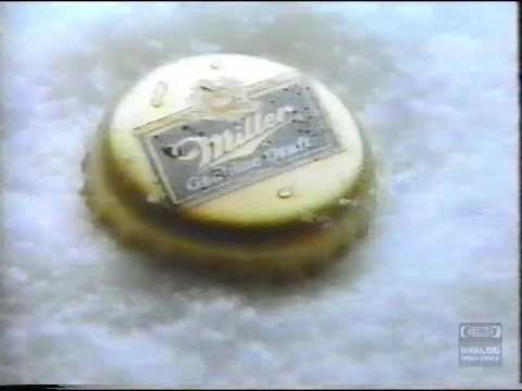Miller Genuine Draft | Television Commercial | 1991