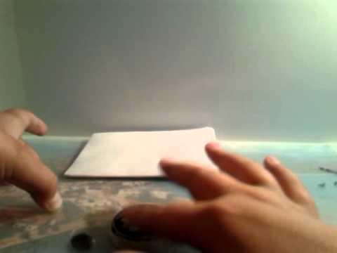 Fingerabdruck Sichtbar Machen