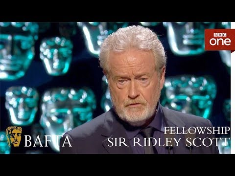 Sir Ridley Scott accepts BAFTA Fellowship - The British Academy Film Awards: 2018 - BBC One