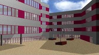 [Timelap] Modélisation du gymnase de Renens