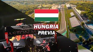 ¡FORMULA 1 AL GRITO DE GUERRA! | PREVIA GP F1 GRAN HUNGRIA 2021