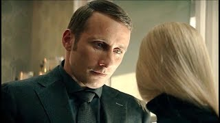Red sparrow / Matthias Schoenaerts as Vanya Egorov / Who are you?
