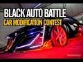 black auto battle - malang car modification and audio contest