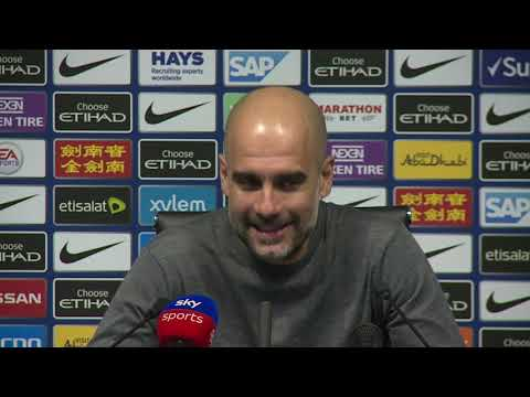 MANCHESTER CITY 1-0 TOTTENHAM | PEP GUARDIOLA FULL POST-MATCH PRESS CONFERENCE