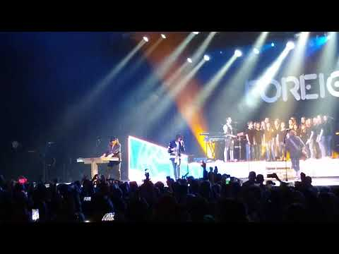 Foreigner - I Want to Know What Love Is Halifax March 17 2019