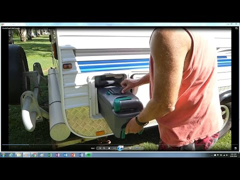 How to Empty a Caravan Toilet Cassette with Funny Extra Hints - for Beginners - Fozzie's Views