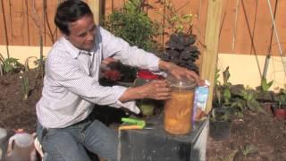 園藝達人黃以法博士介紹有機肥料的製造 thumbnail
