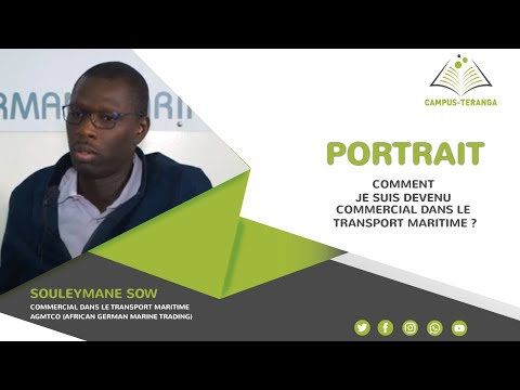 Portrait : Comment je suis devenu Commercial dans le transport maritime ?