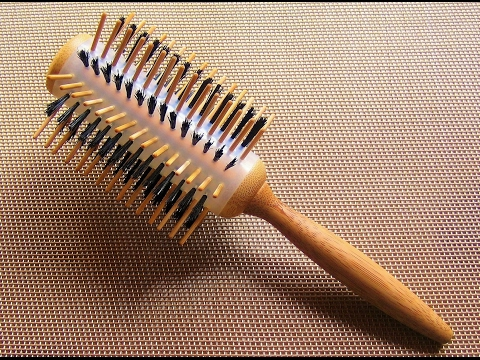 DIY Handmade Hairbrush 1