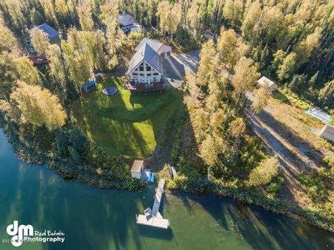 23449 W Carpenter Lake Road 23489, Wasilla, AK 99654 l Alaska Real Estate Properties
