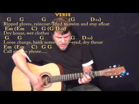 The A Team (Ed Sheeran) Strum Guitar Cover Lesson with Chords/Lyrics - Capo 2nd