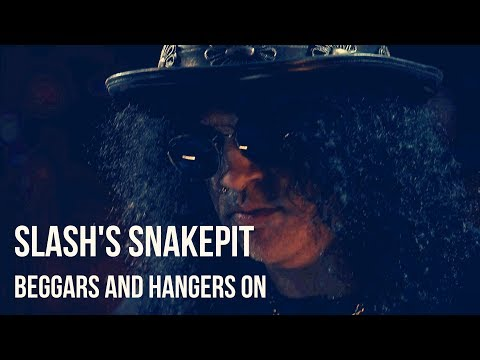 SLASH'S SNAKEPIT – BEGGARS AND HANGERS ON | subtitulada en Español + lyrics