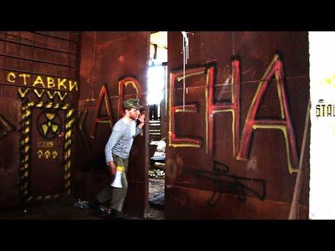 Бой на арене за звание МАСТЕРА!!! S.T.A.L.K.E.R.: Тень Чернобыля.