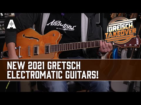 2021 Gretsch Electromatic Guitars  The Best SemiHollow Body Under £1000?