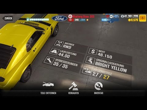Repeat CSR 2 - Mustang Boss 302 NO Star Max Tune+Pattern 11