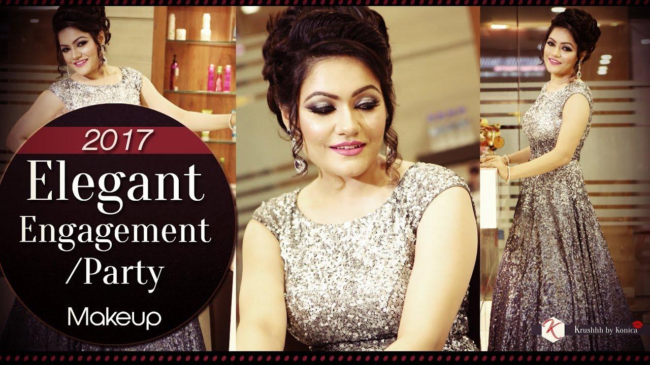 Engagement Makeup Tutorial Video