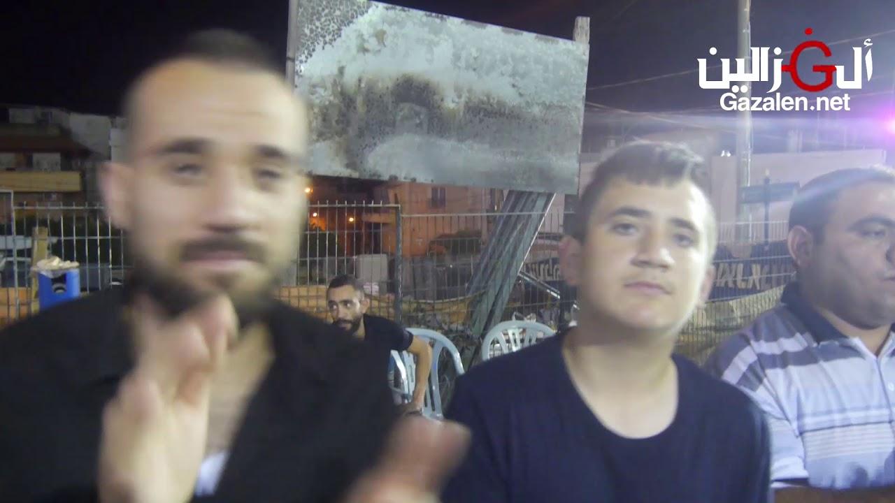 غانم الأسدي حفلة ابو محمود نصار