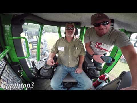 John Deere 848L Series Skidder Competition- Midsouth Forestry Show!