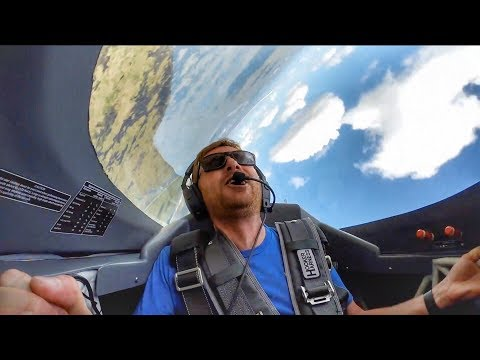 Thumbnail: EXTREME FLIGHT VLOG with Sean D Tucker!