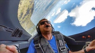 EXTREME FLIGHT VLOG with Sean D Tucker!