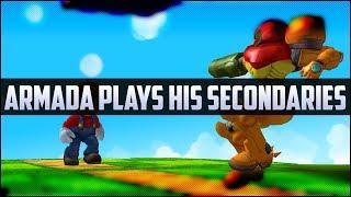 Video Armada plays his secondaries! Mario / Samus & More! download MP3, 3GP, MP4, WEBM, AVI, FLV Maret 2018